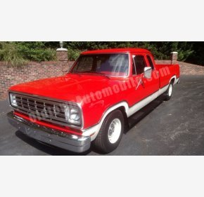 1973 Dodge D/W Truck for sale 101178256