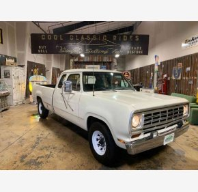 1973 Dodge D/W Truck for sale 101250214