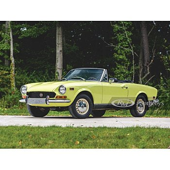 1973 FIAT Spider for sale 101319538