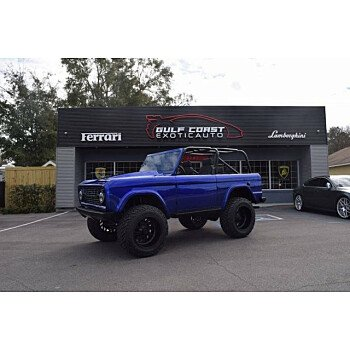 1973 Ford Bronco for sale 100959673
