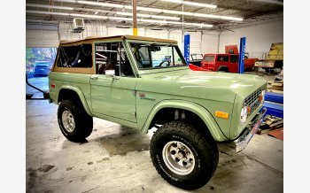 1973 Ford Bronco for sale 101061292