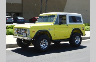 1973 Ford Bronco for sale 101104194