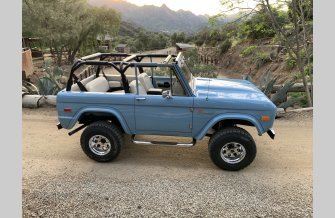 1973 Ford Bronco for sale 101106326