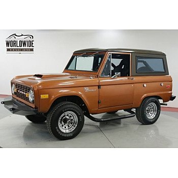 1973 Ford Bronco for sale 101121804