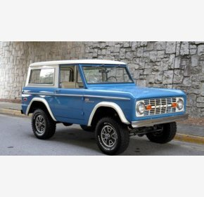 1973 Ford Bronco for sale 101208836