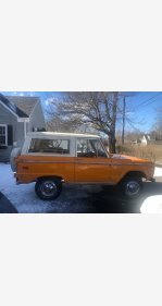 1973 Ford Bronco for sale 101220037