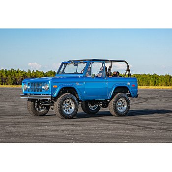 1973 Ford Bronco for sale 101229269