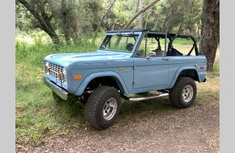 1973 Ford Bronco for sale 101234318