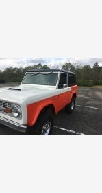 1973 Ford Bronco Eddie Bauer for sale 101244305