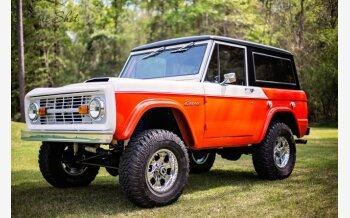 1973 Ford Bronco Eddie Bauer for sale 101244305