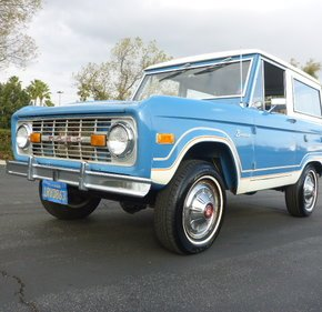 1973 Ford Bronco for sale 101246084
