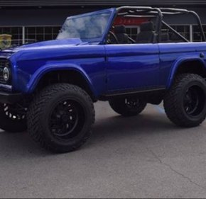 1973 Ford Bronco for sale 101246266