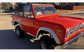 1973 Ford Bronco for sale 101267364