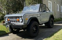 1973 Ford Bronco for sale 101292915