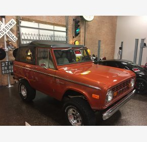 1973 Ford Bronco Sport for sale 101299928