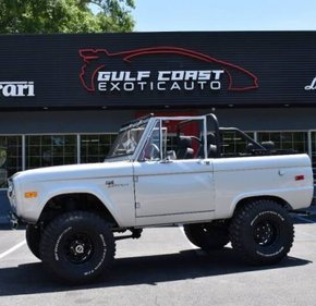 1973 Ford Bronco for sale 101320297