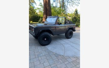 1973 Ford Bronco Sport for sale 101343899