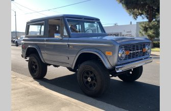 1973 Ford Bronco for sale 101357433