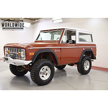 1973 Ford Bronco for sale 101358110