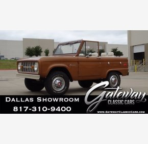 1973 Ford Bronco for sale 101383498