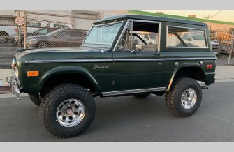 1973 Ford Bronco for sale 101392069