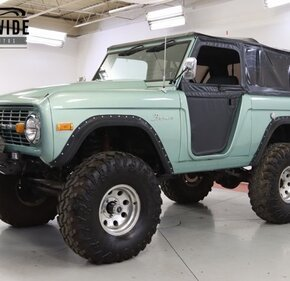 1973 Ford Bronco for sale 101394696