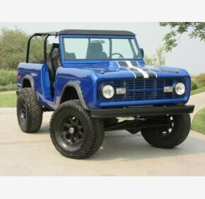 1973 Ford Bronco for sale 101400935