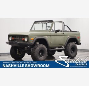 1973 Ford Bronco for sale 101405268