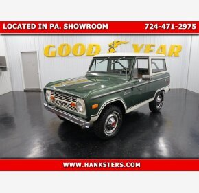 1973 Ford Bronco for sale 101410249