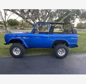 1973 Ford Bronco for sale 101449548