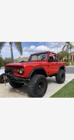 1973 Ford Bronco for sale 101460772