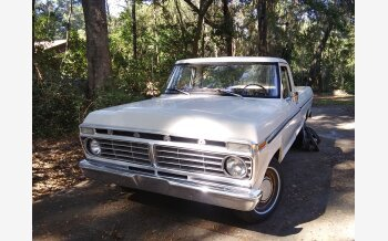 1973 Ford F100 2WD Regular Cab for sale 101236266