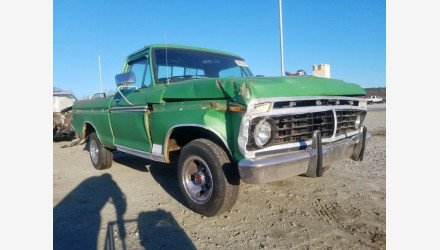 1973 Ford F100 for sale 101253233