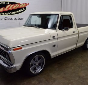 1973 Ford F100 for sale 101390619
