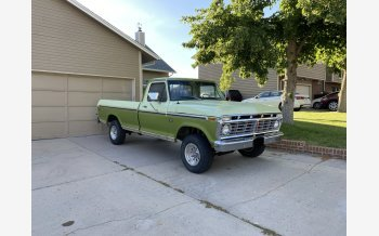 1973 Ford F100 for sale 101510469
