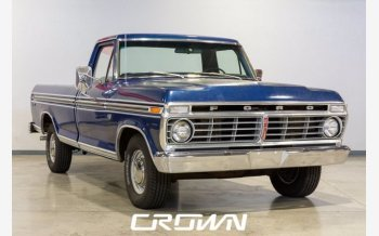1973 Ford F100 for sale 101606748