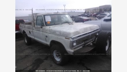 1973 Ford F250 for sale 101102185