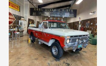 1973 Ford F250 for sale 101211266