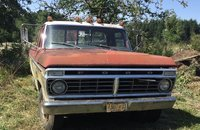 1973 Ford F250 Camper Special for sale 101346188
