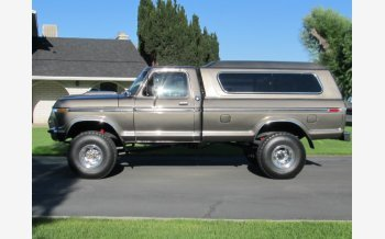 1973 Ford F250 4x4 Regular Cab for sale 101359989