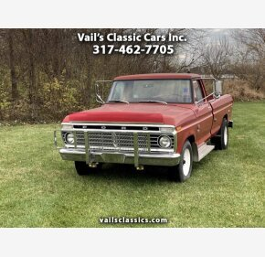 1973 Ford F250 Camper Special for sale 101412736