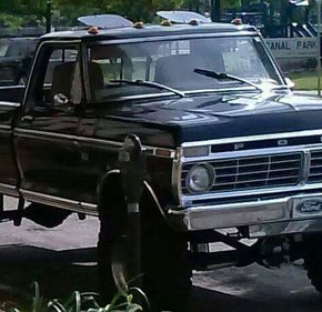 1973 Ford F250 4x4 Regular Cab for sale 101422646
