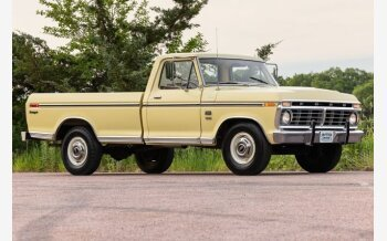 1973 Ford F250 Camper Special for sale 101526268