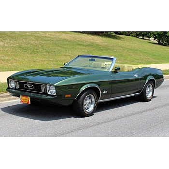 1973 Ford Mustang for sale 100943275