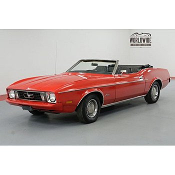 1973 Ford Mustang for sale 101007135