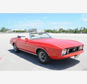 1973 Ford Mustang Convertible for sale 101011799