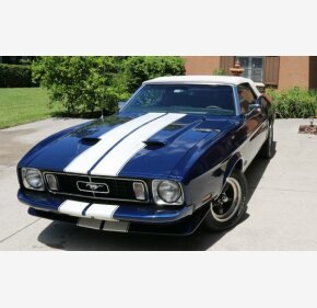 1973 Ford Mustang Convertible for sale 101202788