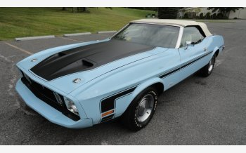 1973 Ford Mustang Convertible for sale 101216234