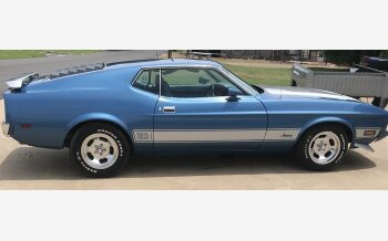 1973 Ford Mustang Mach 1 Coupe for sale 101341173