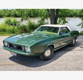 1973 Ford Mustang Convertible for sale 101357237